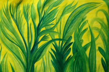Verde en movimiento vital