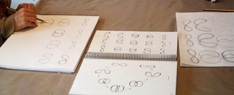 Dibujo de formas