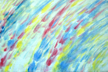 Lluvia tricolor