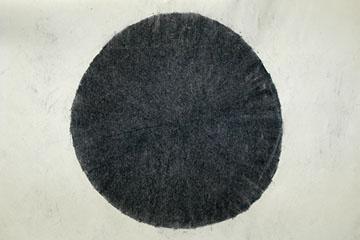 Negro en blanco